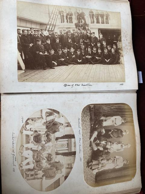 Photographs:ÿ A very good Album of original Photographsÿof various sizes, of travels by a member - Image 14 of 27