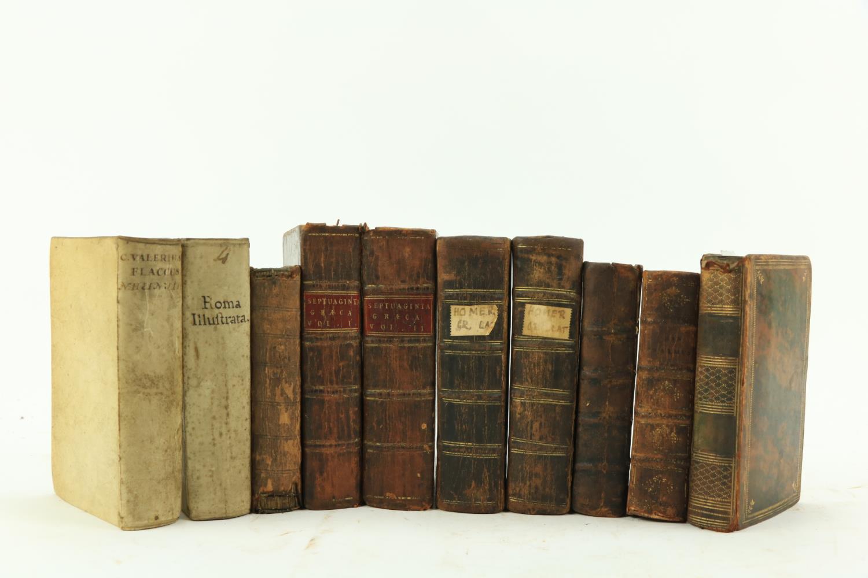 MiniatureÿVolumes:ÿÿVetus Testamentum Graecum ex Versione Septuaginta Interpretum,ÿJuxta Exemplar