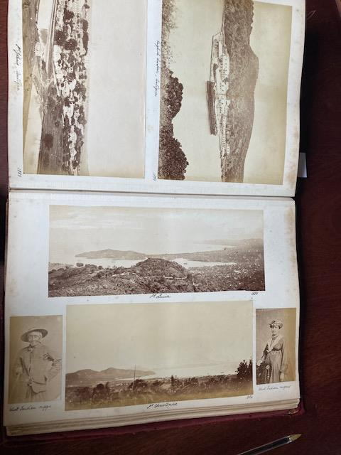 Photographs:ÿ A very good Album of original Photographsÿof various sizes, of travels by a member - Image 7 of 27