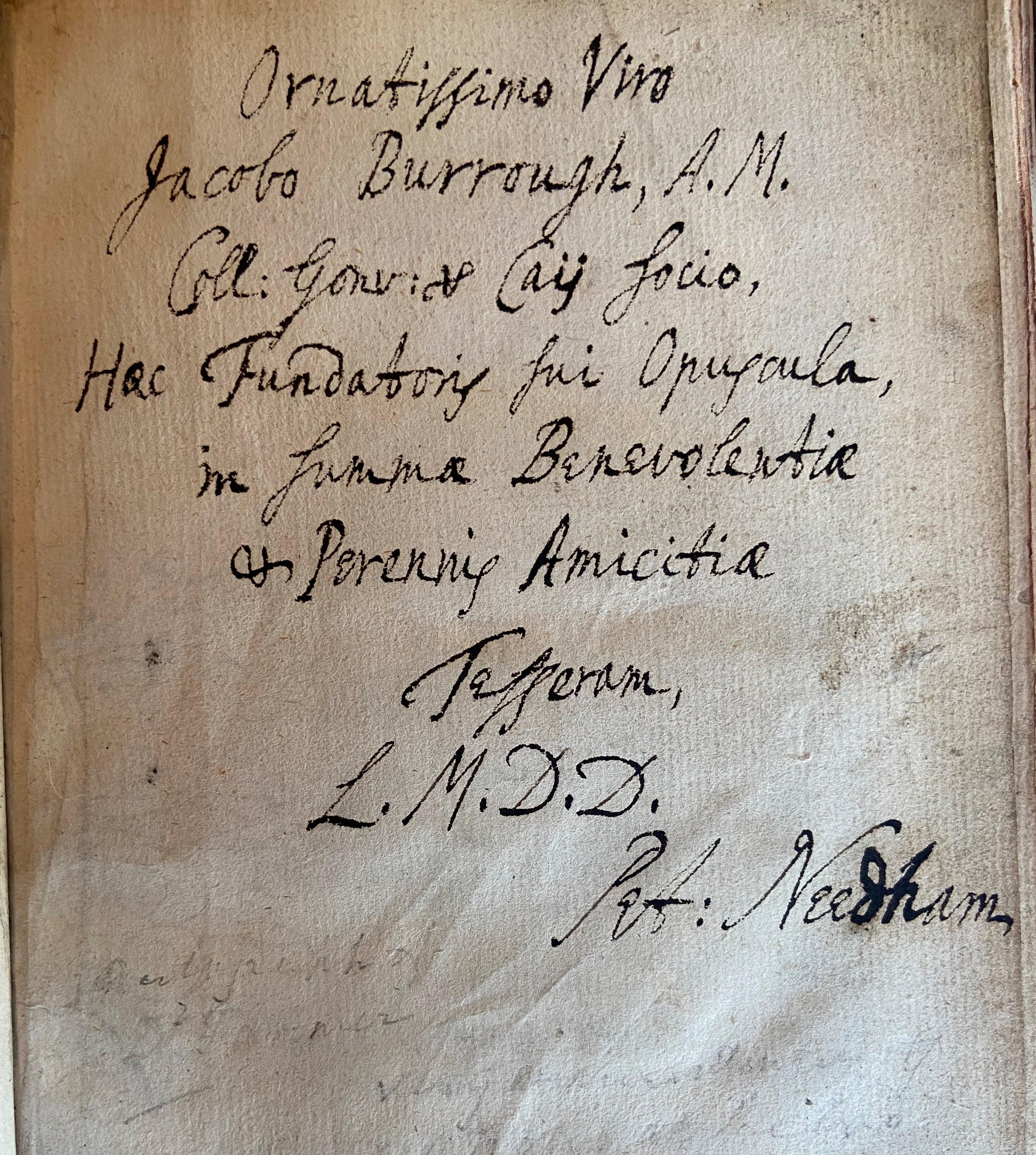 [Caius (J.)]ÿAssertio Antiquitatis Oxoniensis Academiae, incerto Authore eiusdem Gymnasu. Ad - Image 2 of 3