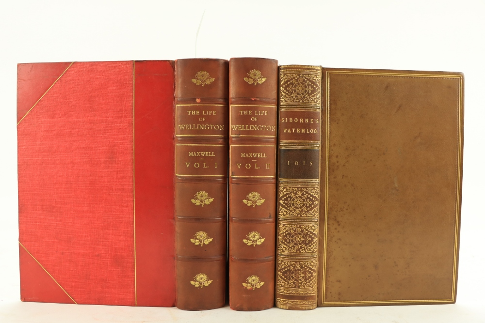Maxwell (Sir. H.)The Life of Wellington The Restoration of the Marital Power of Great Britain, 2