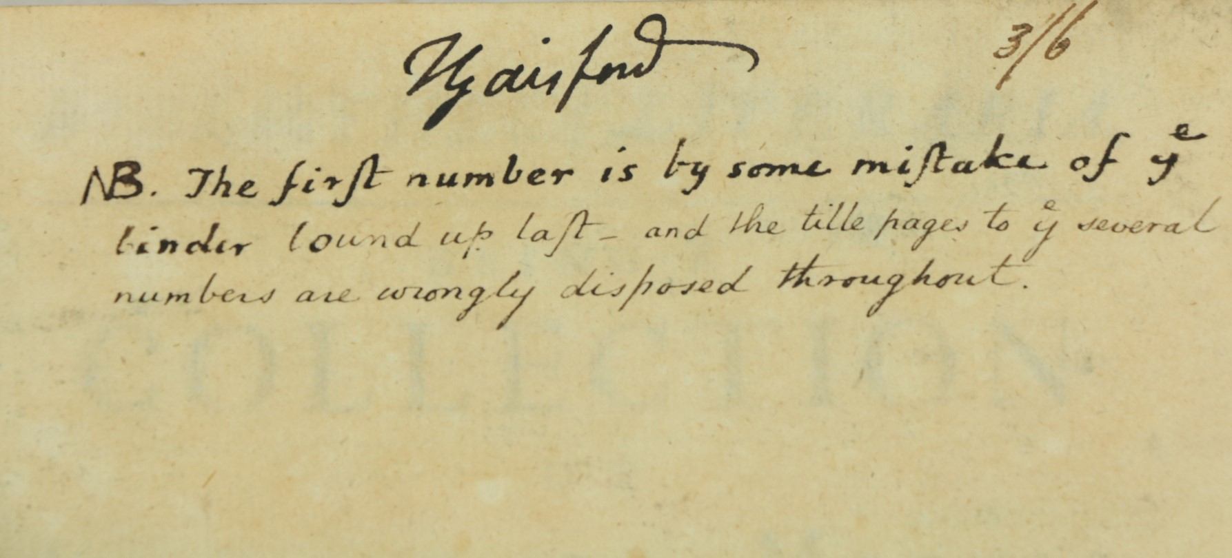 Periodical:ÿÿBibliotheca Literaria, Being a Collection of Inscriptions, Medals, Dissertations, - Image 4 of 4