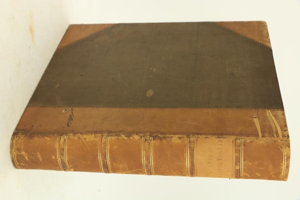 Dean Gaisford's Copyÿÿ Sturz (F. William)Ed.ÿEtymologicum Graecae Linguae Gudianumÿ et Alia - Image 4 of 4