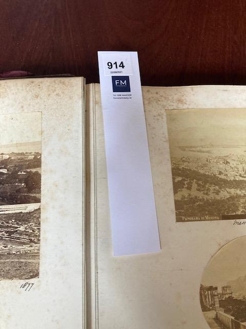 Photographs:ÿ A very good Album of original Photographsÿof various sizes, of travels by a member - Image 27 of 27