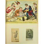 Album of Antique Engraved Portraits.ÿÿ A large Atlas folio Album containing over 125 engd. & litho