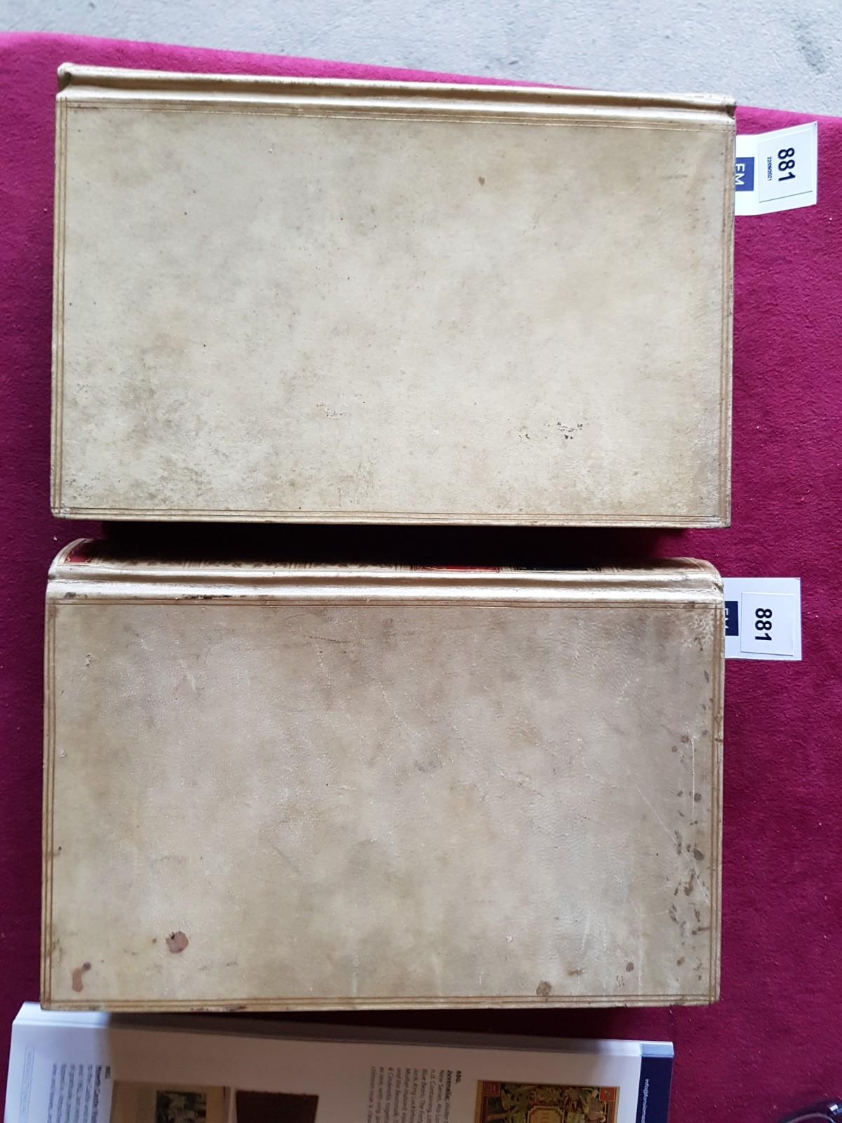 De Stael (Madame)ÿOeuvres Completes de Madame la Baronne de Stael-Holstein, 2 vols. folio Paris ( - Image 8 of 8