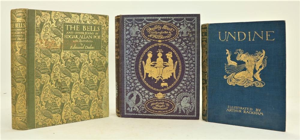 Illustrated Volumes:ÿ de la Motte - FougueÿUndine, trans. by W.L. Courtney, 4to Lond. 1909. 15 - Image 2 of 5