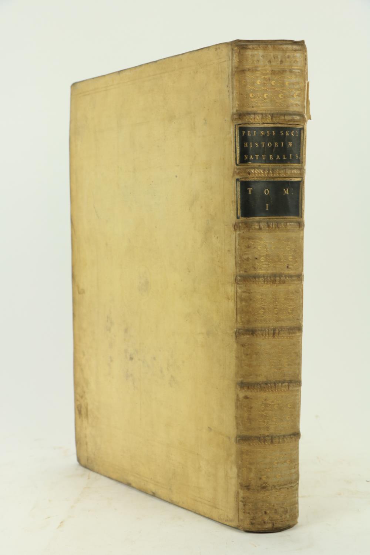 Harduinus (Joannes)ÿCaii Plinii Secundi Historiae Naturalis Libri XXXVII, 2 vols. in Two (include