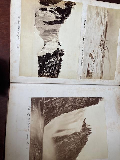Photographs:ÿ A very good Album of original Photographsÿof various sizes, of travels by a member - Image 9 of 27