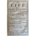 Philips (Ambr.)ÿThe Life of John Williams, Ld. Keeper of the Great Seal, Bp. of Lincoln and A. Bp.