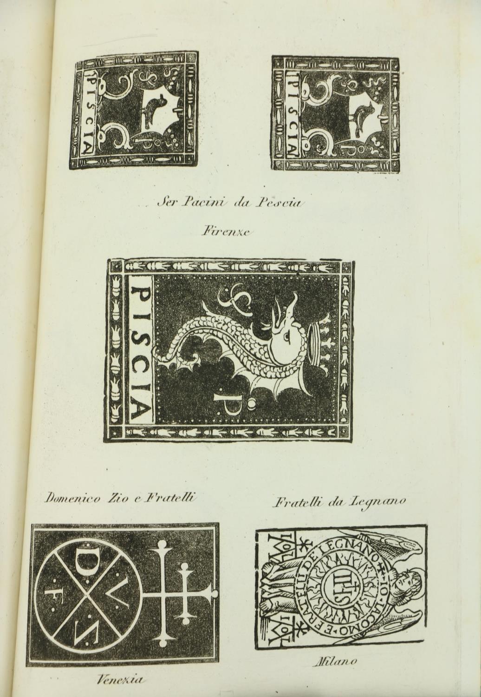 Italian Bibliography:ÿÿÿBibliografia dei Romanzi e Poemi Cavallereschi Italiani, 8vo Milan (P.A. - Image 4 of 4