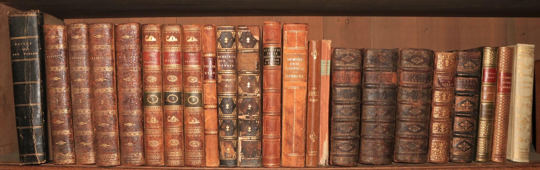 French Literature: Barbazan, Pub. -Fabliaux et Contes des Poetes Francois des XI, XII, XIII, XIV