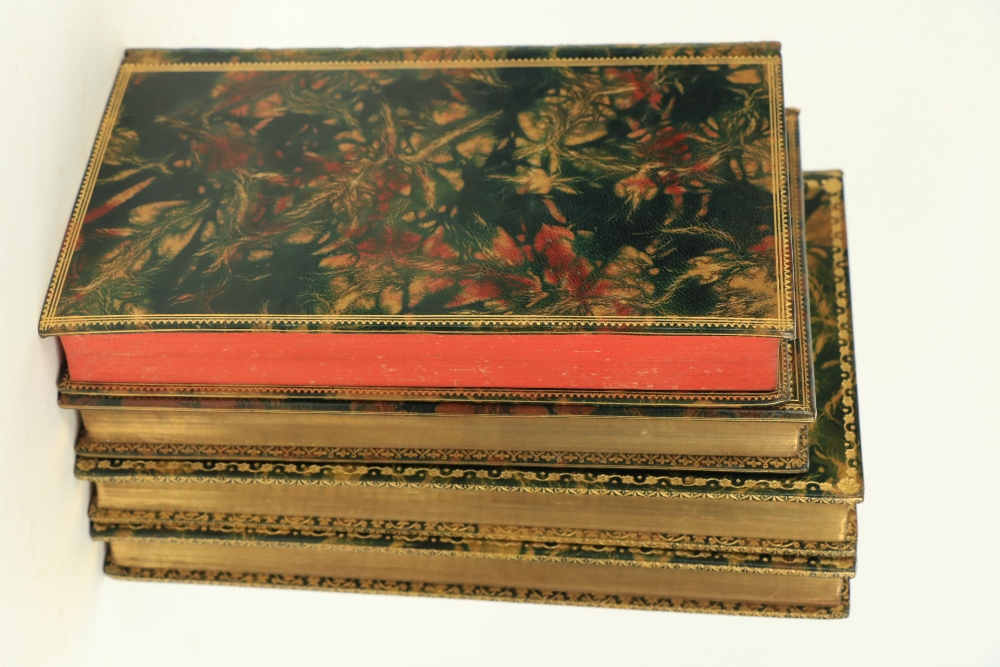 All in Fine Bindings Spanish Interest:ÿÿRodd (Thomas)ÿHistory of Charles the Great and Orlando, - Image 2 of 2