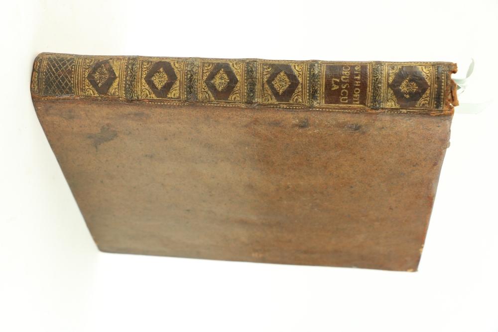 Withofii (Joan Hildebrand) Oratio de Telchinibus Antiquissime Totuis Terrarum Orbis Popula, 4to - Image 3 of 3