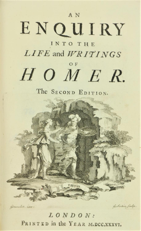 Latin Texts:ÿ Martyn (J.)ÿÿThe Georgicks [-Bucolicks] of Virigil,ÿ2 vols. 8vo Lond. 1746 - 1749.