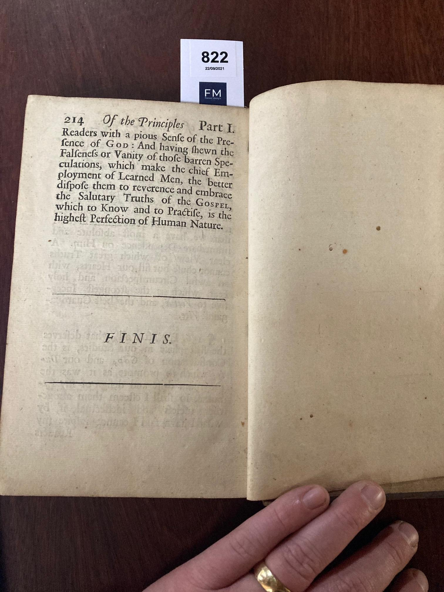 The Key Book for any Berkeley Collection Berkeley (George)ÿA Treatise Concerningÿthe principles of - Image 4 of 20