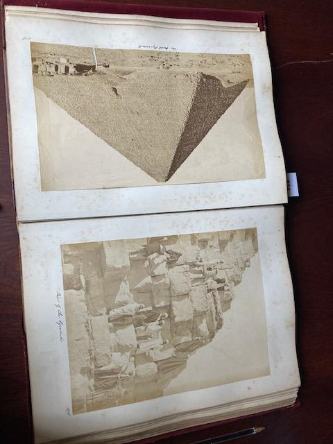Photographs:ÿ A very good Album of original Photographsÿof various sizes, of travels by a member - Image 22 of 27