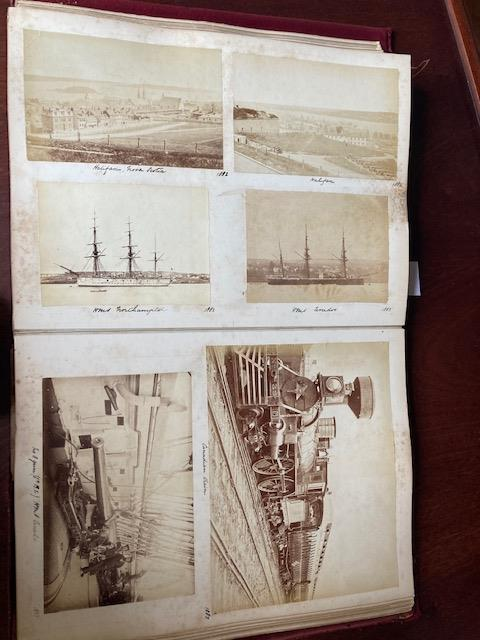 Photographs:ÿ A very good Album of original Photographsÿof various sizes, of travels by a member - Image 8 of 27