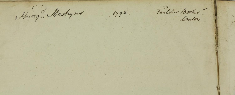 Harduinus (Joannes)ÿCaii Plinii Secundi Historiae Naturalis Libri XXXVII, 2 vols. in Two (include - Image 3 of 3