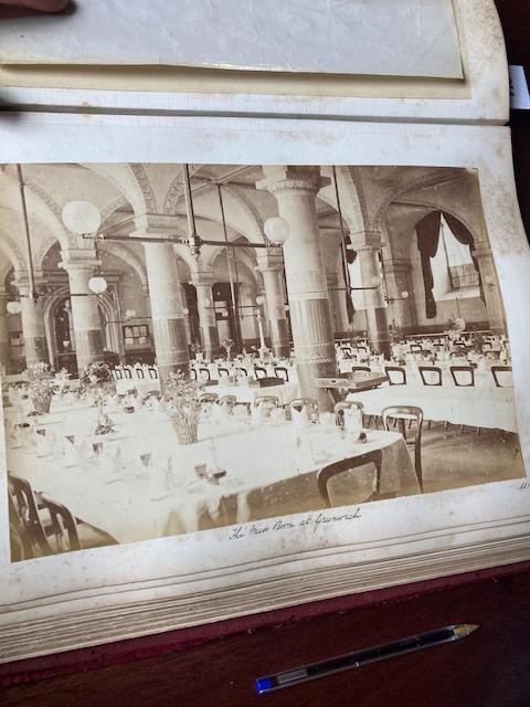 Photographs:ÿ A very good Album of original Photographsÿof various sizes, of travels by a member - Image 17 of 27