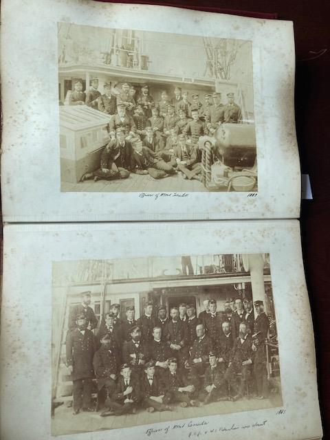 Photographs:ÿ A very good Album of original Photographsÿof various sizes, of travels by a member - Image 13 of 27