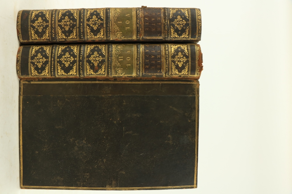 Carte (Tho.)ed.ÿA Collection of Original Letters and Papers, Concerning the Affairs of England, form