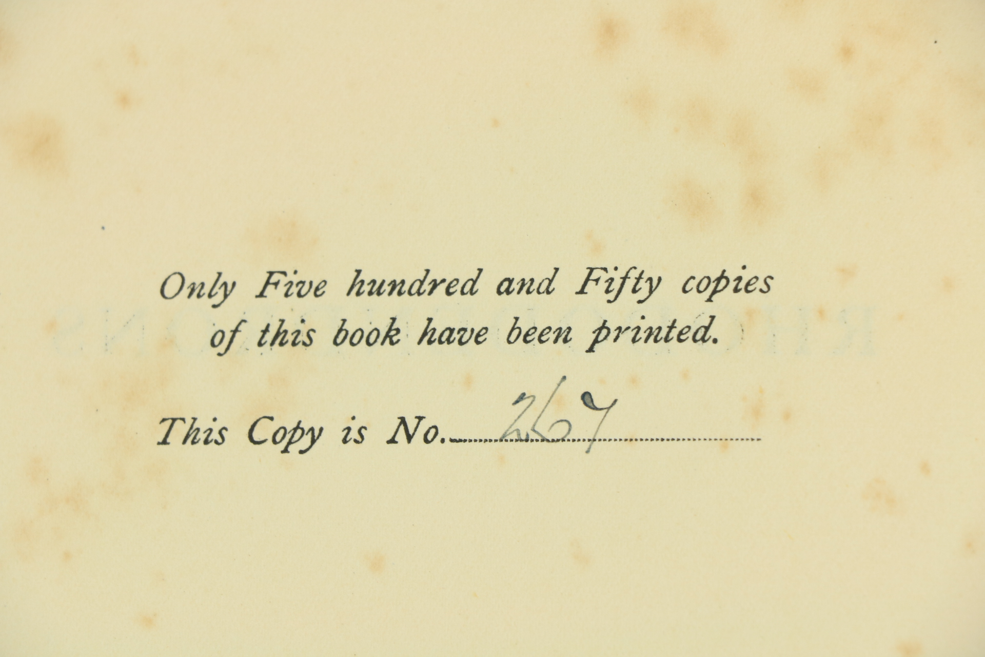 Millais (J.G.)ÿRhododendrons, ... An Account of All Species of the Genus Rhododendron (including - Image 5 of 6