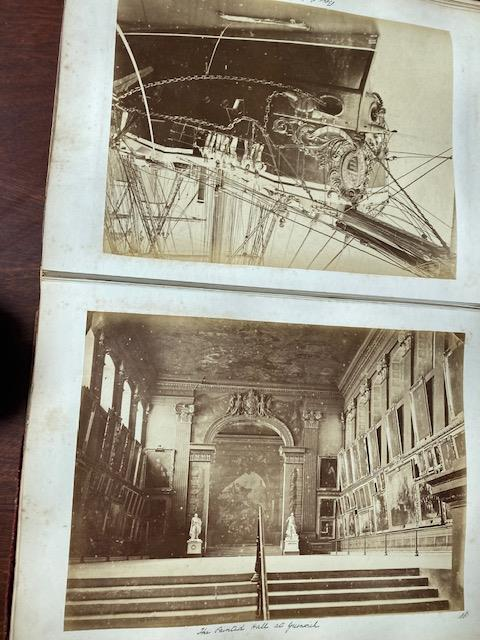 Photographs:ÿ A very good Album of original Photographsÿof various sizes, of travels by a member - Image 16 of 27