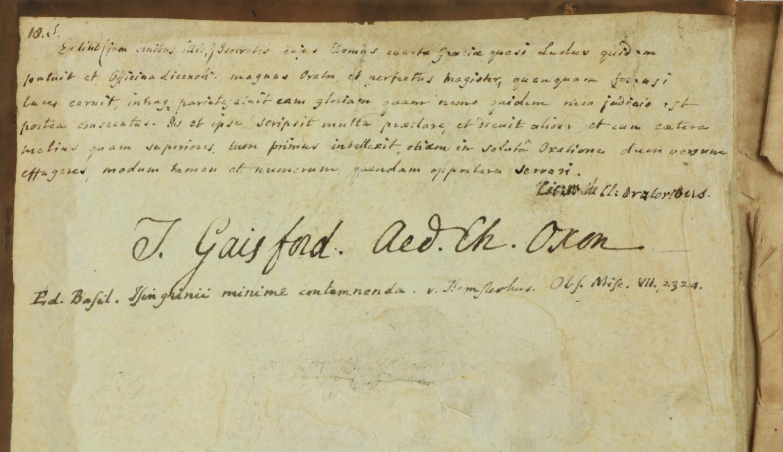 [Stephanus (H.)]Isokratous Logoi Kai Epistolai. Isocratis Orationes et Epistolae, Cum Latina - Image 2 of 2