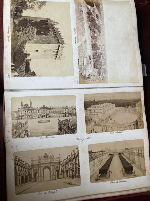Photographs:ÿ A very good Album of original Photographsÿof various sizes, of travels by a member - Image 3 of 27