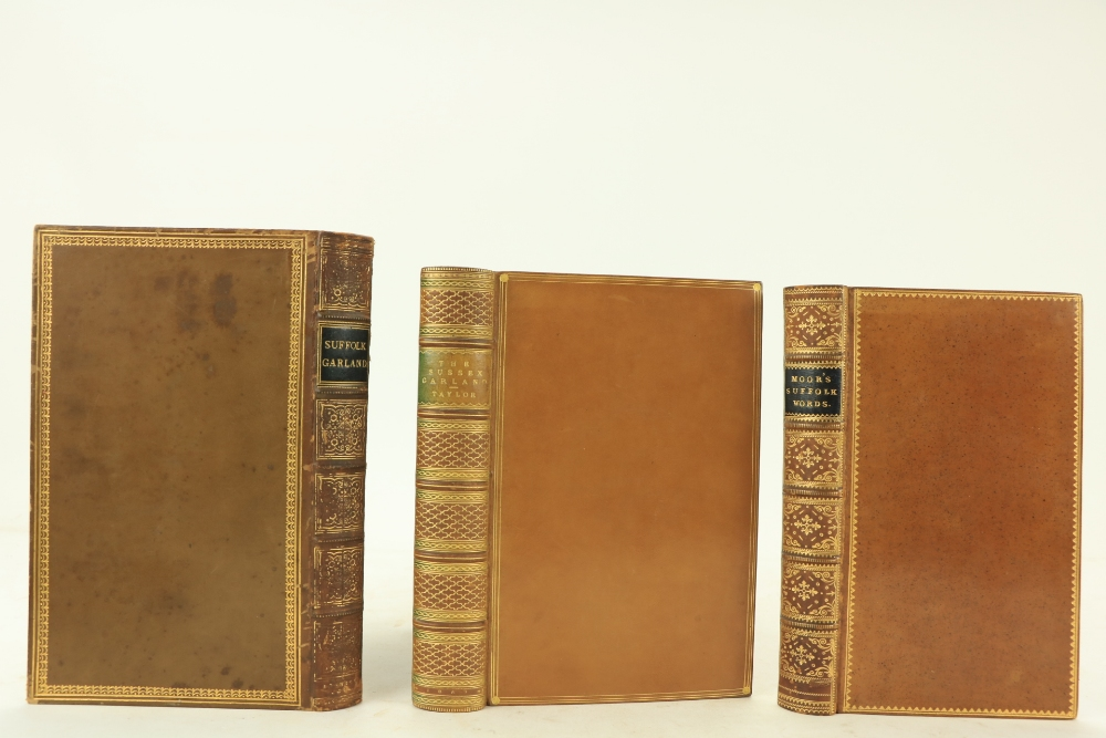 [Ford (Rev. James)] Editor.ÿThe Suffolk Garland: or A Collection of Poems, Songs, Tales, Ballads,