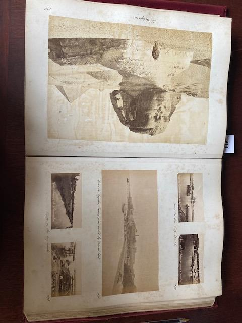 Photographs:ÿ A very good Album of original Photographsÿof various sizes, of travels by a member - Image 21 of 27
