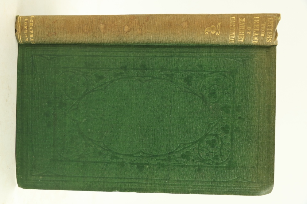 Reports in the Aftermath of The Great Irish Famineÿ Martineau (Harriet)ÿLetters from Ireland, roy - Image 2 of 3