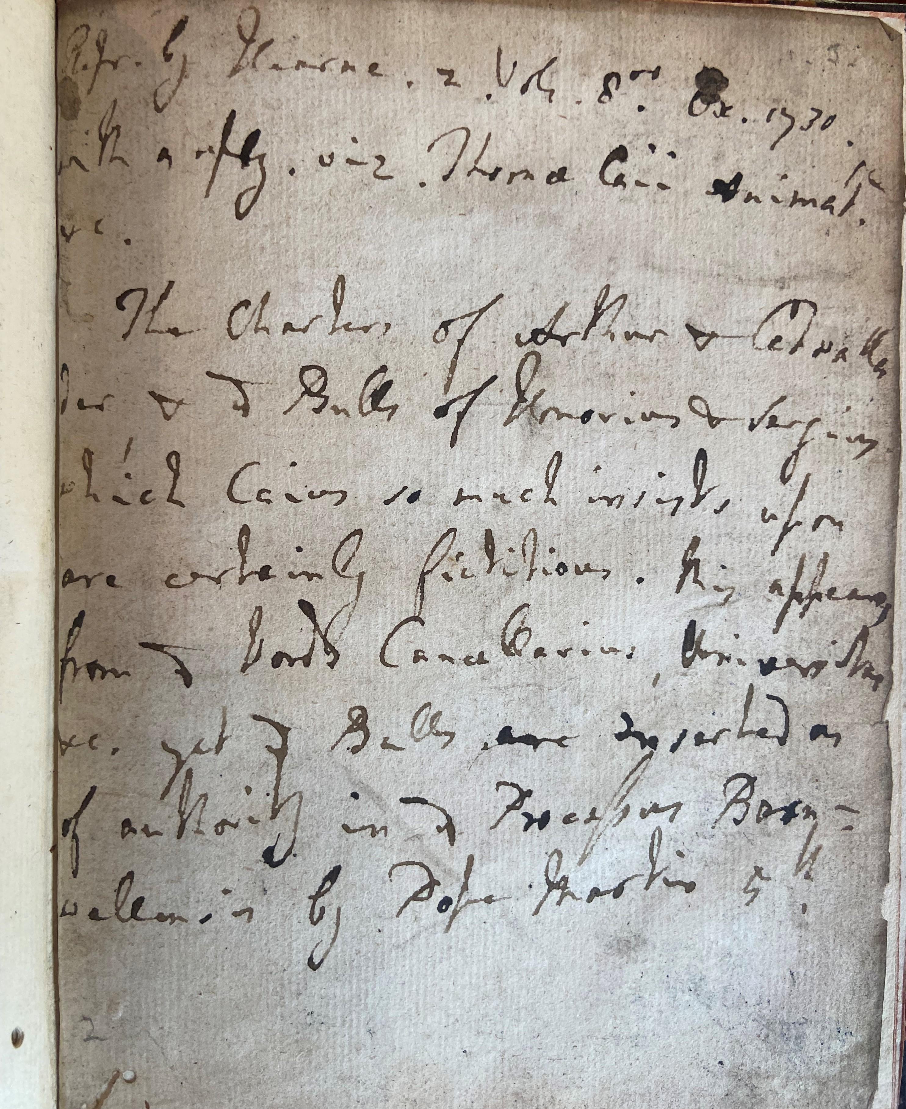[Caius (J.)]ÿAssertio Antiquitatis Oxoniensis Academiae, incerto Authore eiusdem Gymnasu. Ad - Image 3 of 3