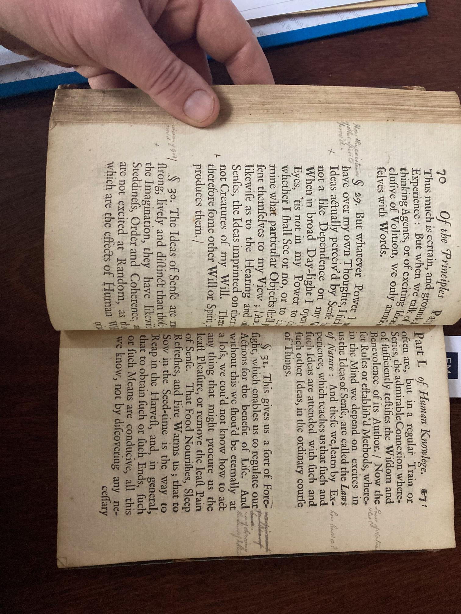 The Key Book for any Berkeley Collection Berkeley (George)ÿA Treatise Concerningÿthe principles of - Image 11 of 20