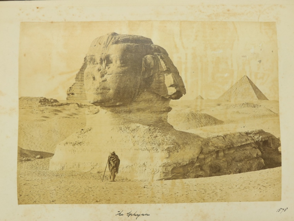 Photographs:ÿ A very good Album of original Photographsÿof various sizes, of travels by a member - Image 2 of 27