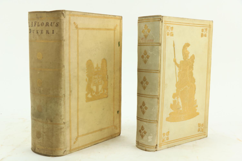 Armorial Bindings:ÿ Havercampi (Sigeberti)Ed.ÿÿQ. Septimii Florentis Tertulliani, Carthaginiensis