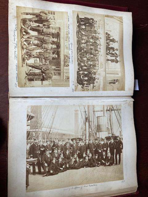 Photographs:ÿ A very good Album of original Photographsÿof various sizes, of travels by a member - Image 15 of 27