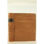 Unique Manuscript Book Catalogue Manuscript:ÿÿGaisford (Thomas)ÿÿBibliotheca Gaisfordiana, Catalogue
