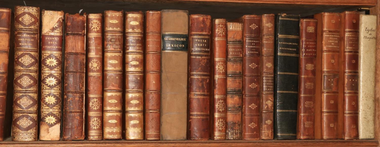 Greek Literature:ÿ Morus (Sam. Frid. Nath.)ÿDe Vita Joannis Jacobi Reiskii, Medicinae Doctoris - Image 3 of 3