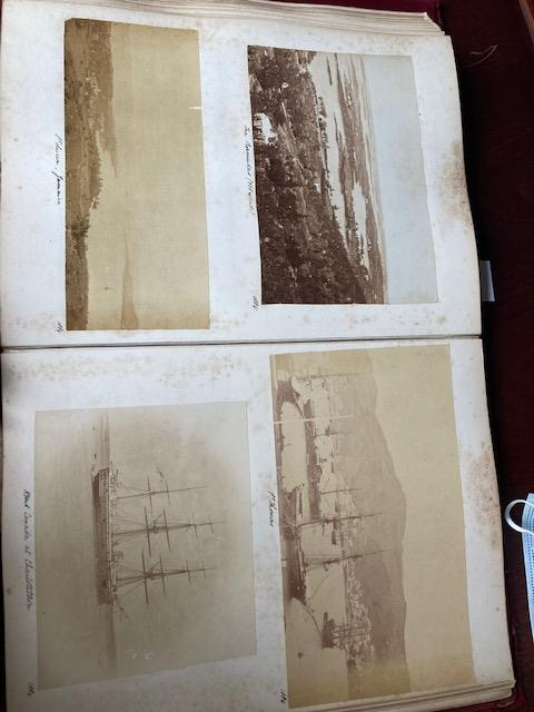 Photographs:ÿ A very good Album of original Photographsÿof various sizes, of travels by a member - Image 5 of 27