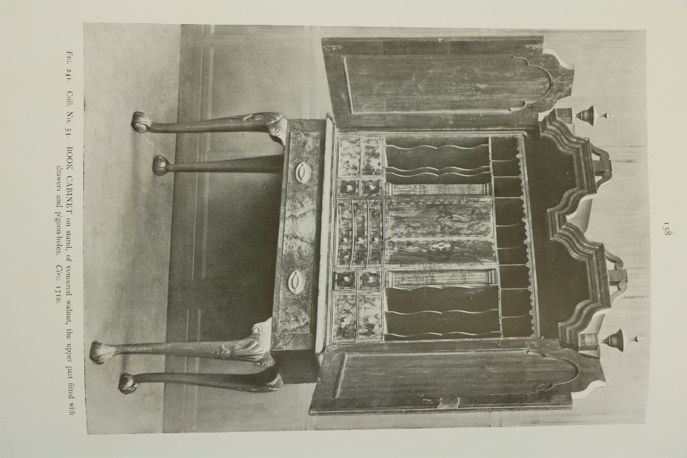 Lenygon (Francis)ÿDecoration in England from 1660 to 1770, andÿFurniture in England from 1660 to - Image 6 of 6