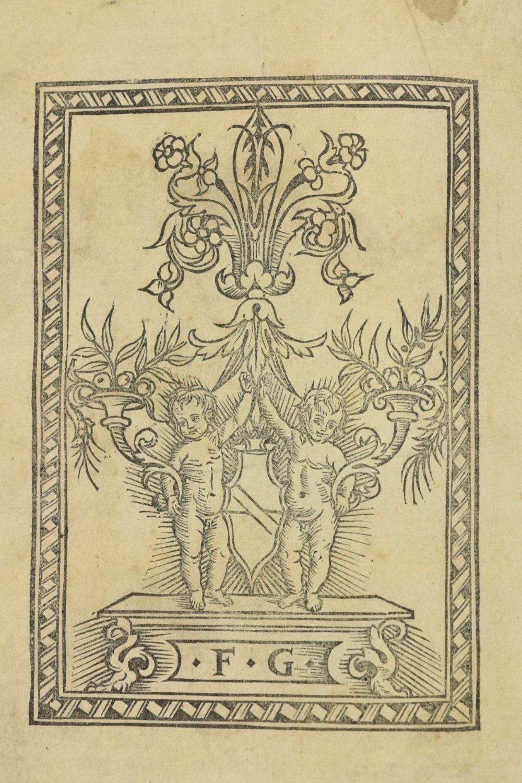 Aristeides (Publius Aelius) Orationes Aristidis, Folio Florence (Philippi Giunta) 1517. Simple title - Image 2 of 4
