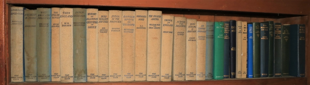 Literature: Dunsany (Lord)Time & The Gods, L. 1923, plus 13 others same author; & 55 other - Image 2 of 2
