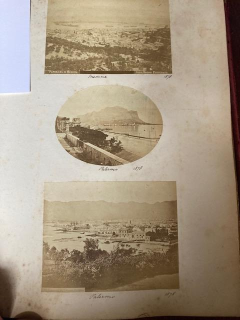 Photographs:ÿ A very good Album of original Photographsÿof various sizes, of travels by a member - Image 25 of 27
