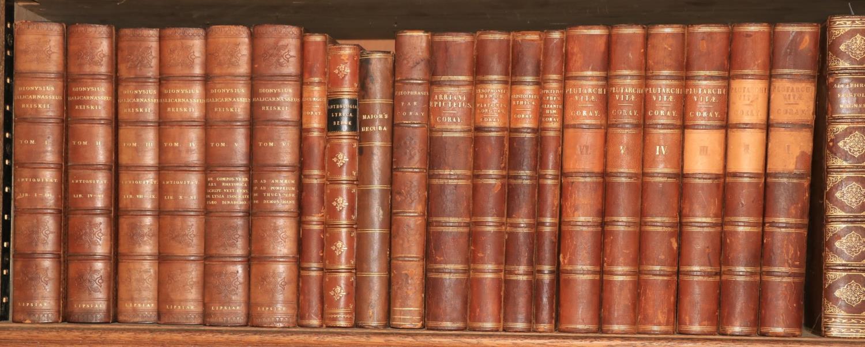 Greek Literature:ÿ Morus (Sam. Frid. Nath.)ÿDe Vita Joannis Jacobi Reiskii, Medicinae Doctoris - Image 2 of 3