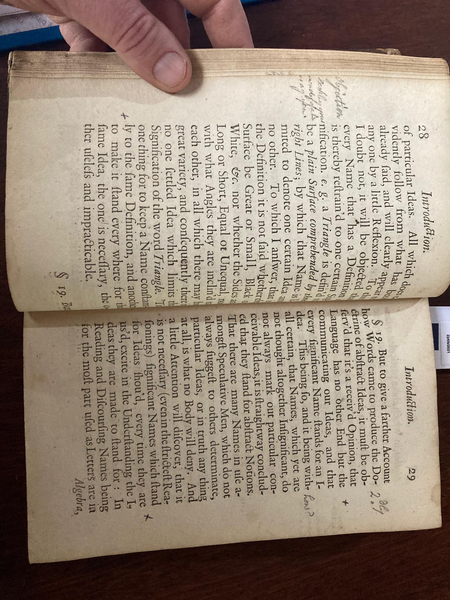 The Key Book for any Berkeley Collection Berkeley (George)ÿA Treatise Concerningÿthe principles of - Image 9 of 20
