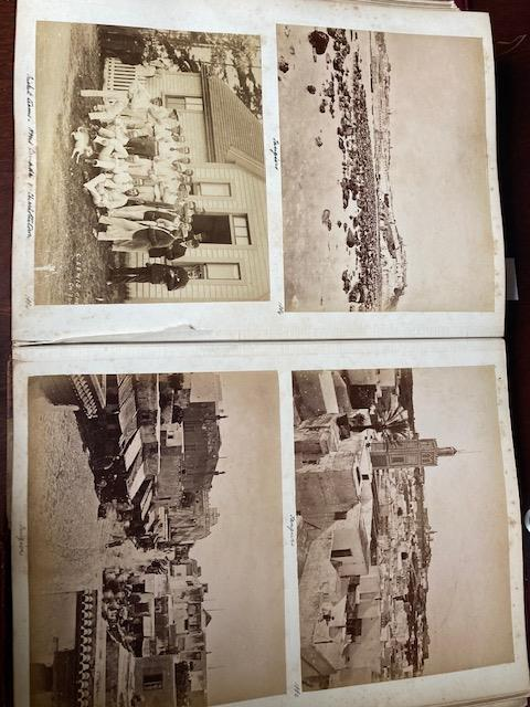 Photographs:ÿ A very good Album of original Photographsÿof various sizes, of travels by a member - Image 4 of 27