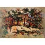 "GIANBECCHINA (1909/2001) ""Pineta"" - ""Pine forest"""