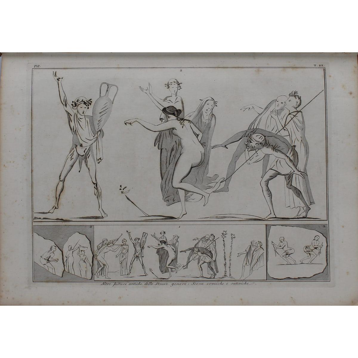 """""""STORIA DELL'ARTE DIMOSTRATA CON I MONUMENTI """" di G.B.L.G. SEROUX D'AGINCOURT-""""HISTORY OF ART DEMONS - Image 4 of 4"""